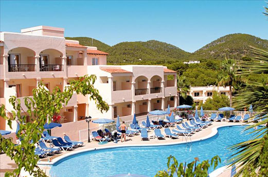 Invisa Hotel Club Cala Verde Zwembad