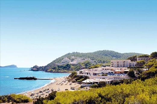 Invisa Hotel Club Cala Verde Strand
