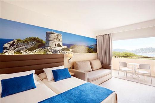 Invisa Hotel Club Cala Verde Kamer