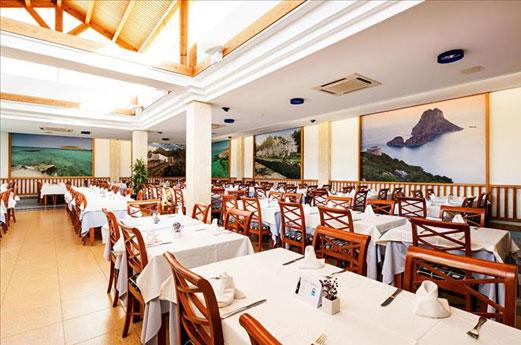 Invisa Hotel Club Cala Verde Accomodatie