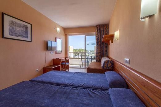 Hotel Caribe Kamer