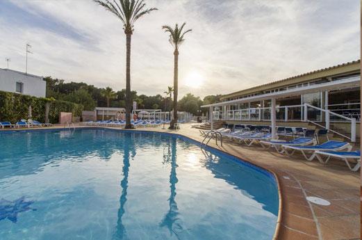 Hotel Caribe Zwembad