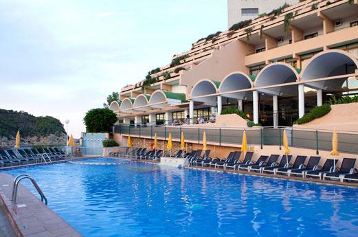 Hotel Club Cartago Zwembad