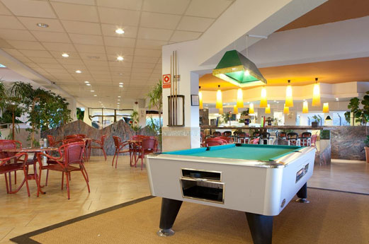 Hotel Club Cartago Accomodatie