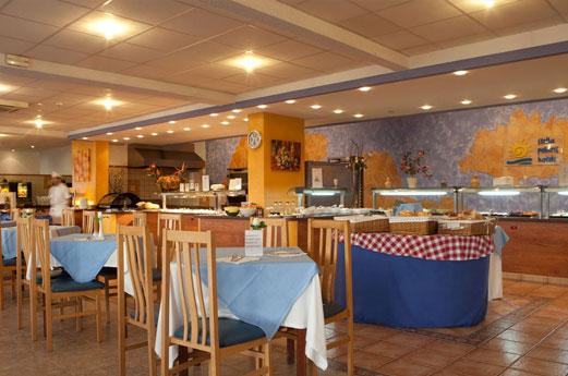 Hotel Club Cartago Restaurant