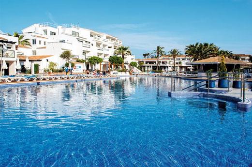 Hotel Club Bahamas Zwembad