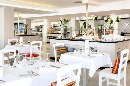 Hotel Club Bahamas Accomodatie