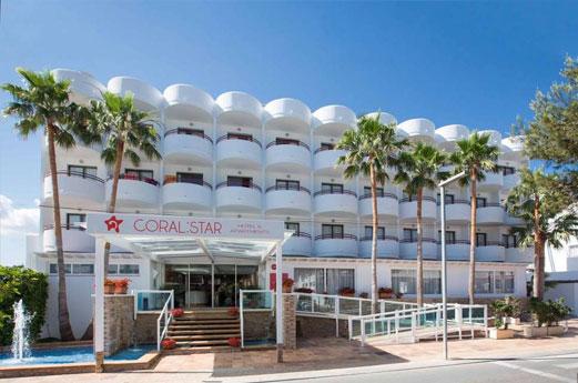 Coral Star Hotel Gebouw