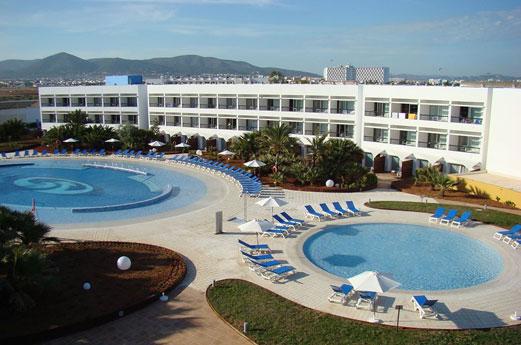 Grand Palladium Resort Zwembad