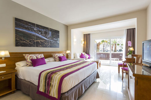 Grand Palladium Resort Kamer