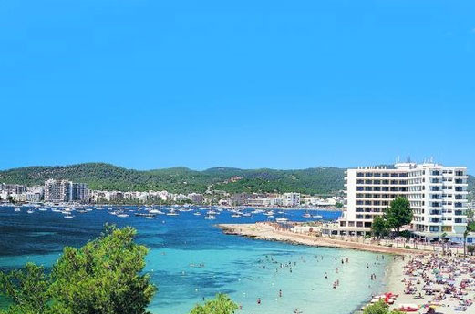 Intertur Hotel Hawaii Ibiza Strand