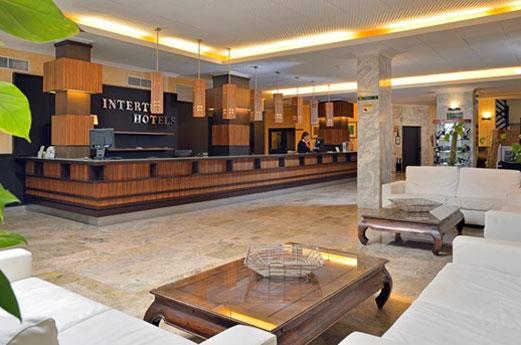 Intertur Aparthotel Miami Receptie