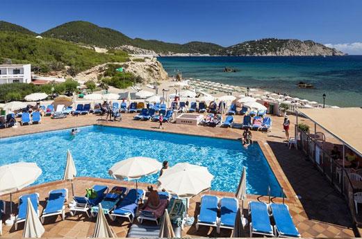 Invisa Figueral Resort Zwembad