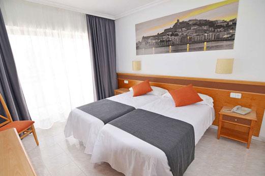 Hotel Mare Nostrum Kamer