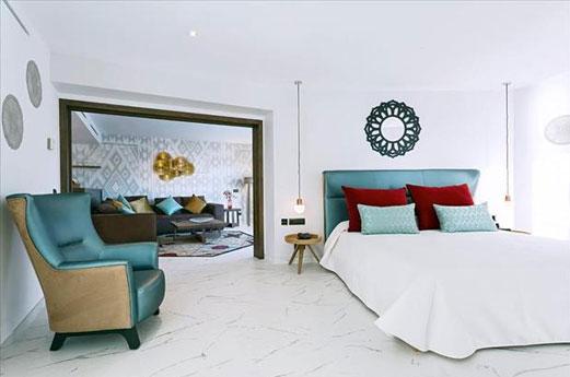 Palladium Hotel Palmyra Kamer