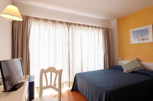 Hotel Presidente Kamer