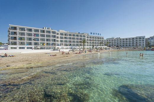 Hotel Club San Remo Gebouw
