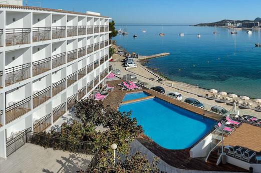 Hotel Club San Remo Zwembad
