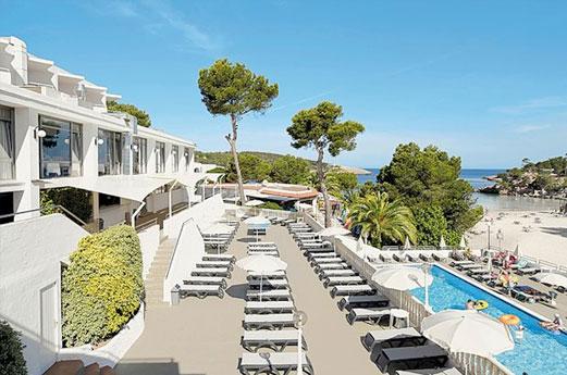 Sandos El Greco Hotel Zwembad