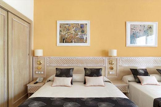 Sandos El Greco Hotel Kamer