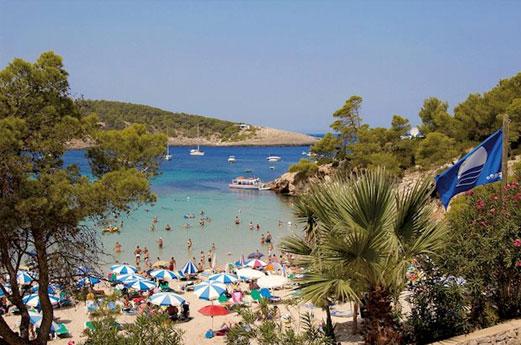 Sandos El Greco Hotel Strand