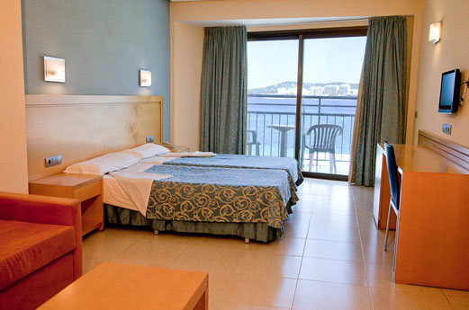 Hotel Club S'Estanyol Kamer