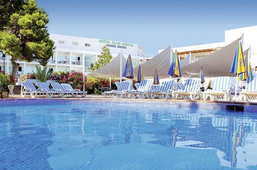 Sirenis Hotel Club Siesta Zwembad
