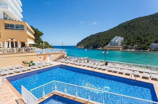 Suneo Club Sirensis Cala Llonga Resort Zwembad