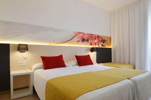 azuLine Hotel Bergantin Kamer