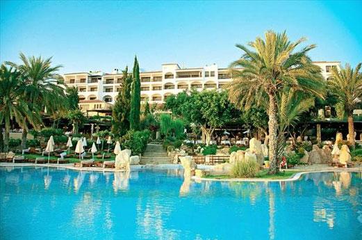 azuLine Hotel Coral Beach Gebouw