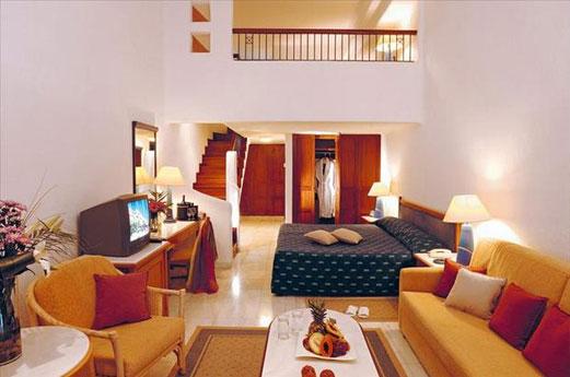 azuLine Hotel Coral Beach Kamer 2